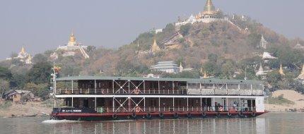 Pandaw Cruises Burma - The Golden Land 11 days