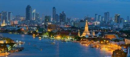 Energetic Bangkok