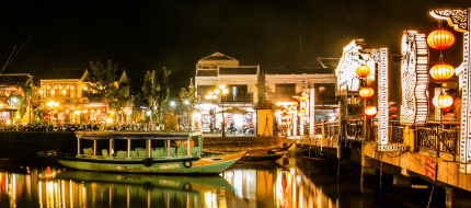 Hoi An Old Town by night