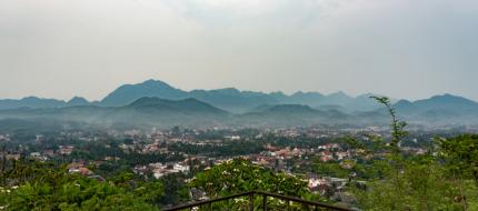 Mount Phousi Viewpoint