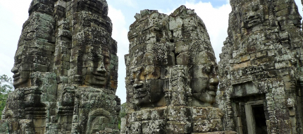 A Temple Called Bayonne, Angkor Thom, The Angkor Complex