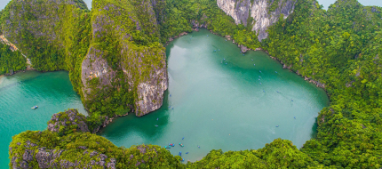Halong Bay Overview 5