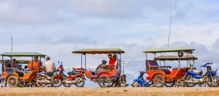 Tuk Tuk Experience In Siem Reap2