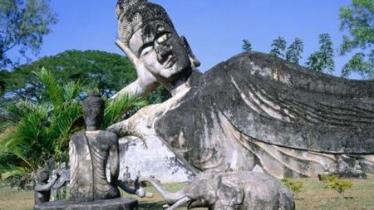 Discover Buddha Park Haft Day - No 2