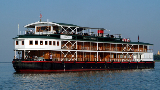 Pandaw Cruise 4 days Phnom Penh and Siem Reap - No 10 Luxury