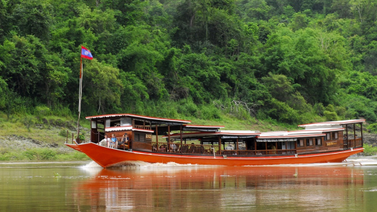 Luang Say Mekong Cruise 3 days - No 3 Classic