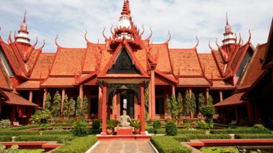 Phnom Penh Full Day City Tour - No 1