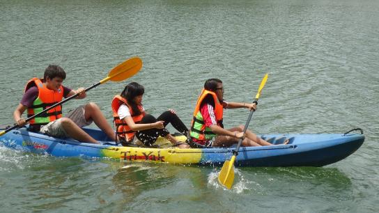 Hike & Kayak Full day - No 2