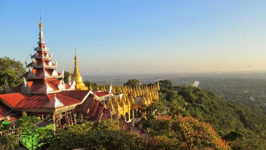 Beauty Of Burma 11 days - No 7
