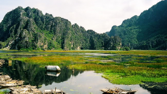 Ninh Binh: Hoa Lu - Van Long Nature Reserve Day Trip - No 4