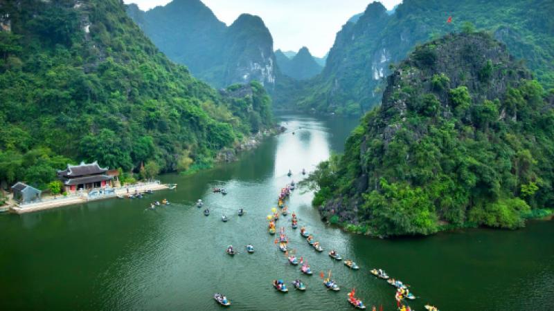 Ninh Binh: Hoa Lu – Trang An Full Day Private Tour - No 2
