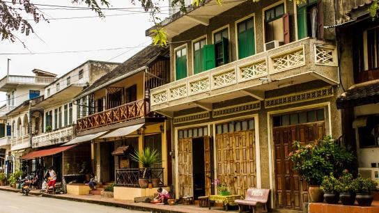 Laos in Depth 8 days - No 4 Adventure