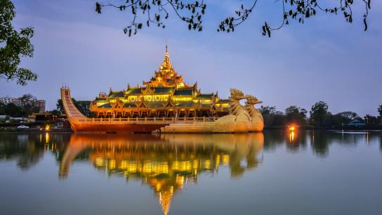 Luxurious Myanmar 10 days - No 12