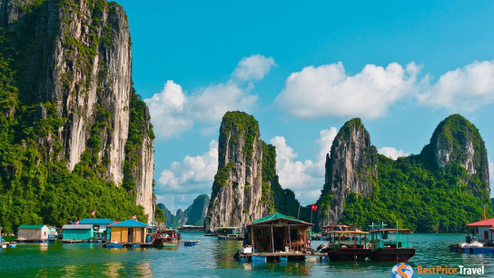 Hanoi - Halong Bay & Mai Chau 4 days - No 6