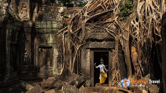 Treasure of Siem Reap 3 days - No 17