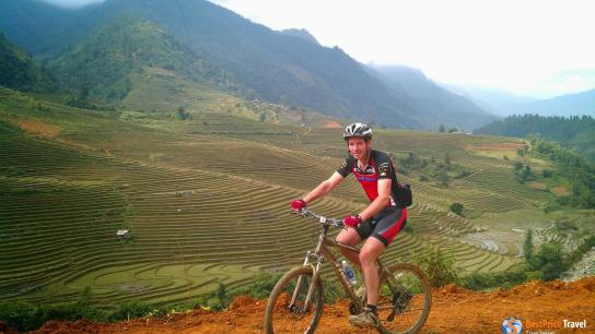Sapa Hill Tribe Visit on Bicycle 2 days - No 4 Homestay