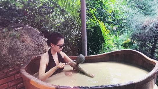 Thap Ba Hot Spring & Mud Bath Half day