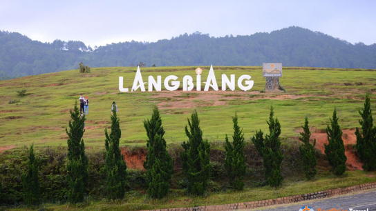Lang Biang Peak Full day - No 5