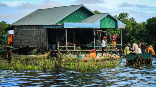 From South Vietnam to North Cambodia 8 days - No 5