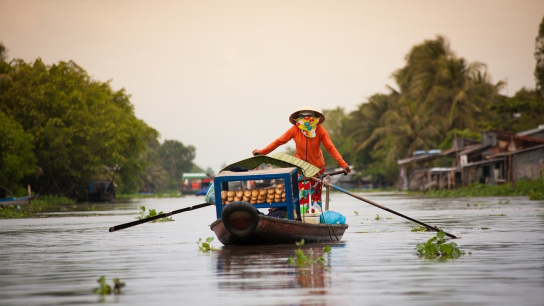 Heritage Line Jayavarman Cruise 11 days - Uncover Mekong River - No 12 Luxury