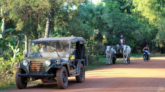 Siem Reap On Wheels 5 days - No 10 Private