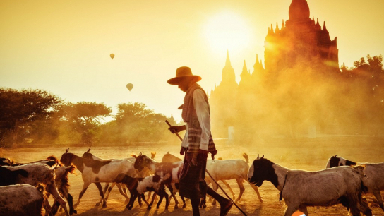 Explore the mystery's beauty of Bagan 2 days - No 5