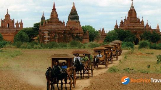 Myanmar Essential 6 days - No 3