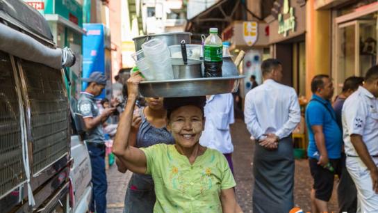 Taste of Myanmar  5 days - No 4
