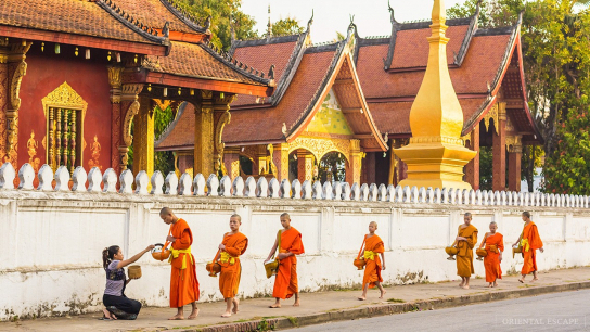 Bangkok to Laos Mysteries Revealed 12 Days