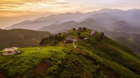 Halong bay and Nam Cang Retreat 8 days - No 13 Adventure