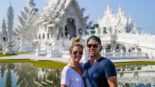 4 weeks in Thailand, Vietnam and Cambodia