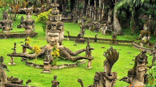 Vientiane - Buddha Park Full day city tour - No 5