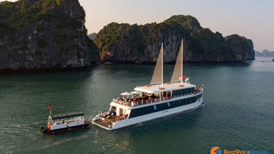 Jade Sails Luxury Cruise Full Day - No 10