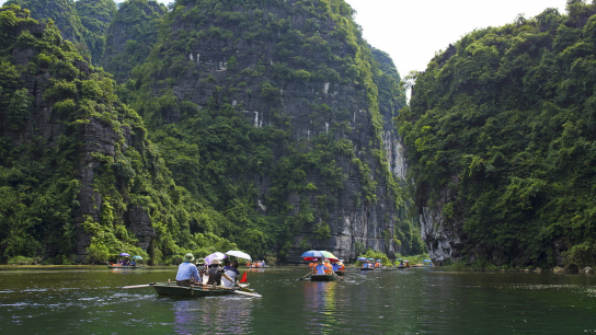Trang An Ecological Park - Bai Dinh Temple Full Day - No 5
