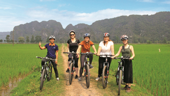 Discover Halong Bay & Ninh Binh 2 days - No 7