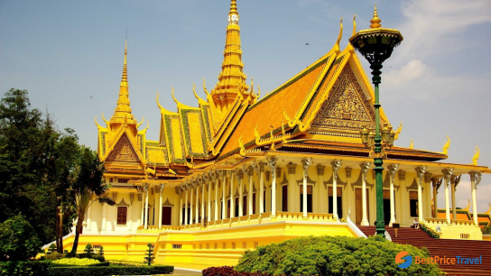 Incredible Luxury of Cambodia 6 days