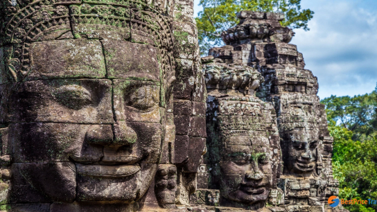 Family Trip with Angkor Discover 5 days - No 8 Private