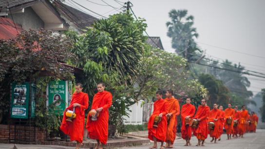 Luang Prabang Beauties 4 days - No 6 Family