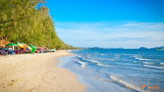Cambodia Beach Vacation 8 days