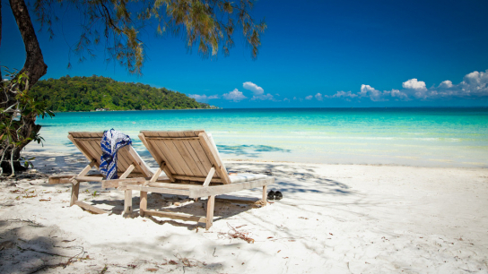 Cambodia Family with Beach Vacation 12 days