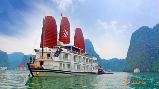 Glory Legend Cruise 2 days - No 5