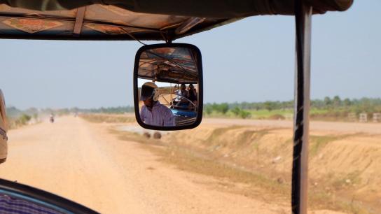 Battambang by Night by Tuktuk - No 5