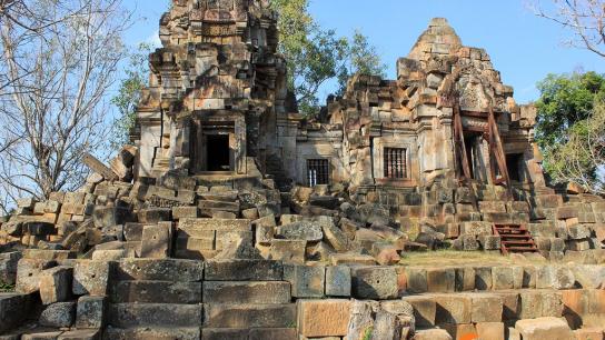 North Battambang Tours half day - No 3