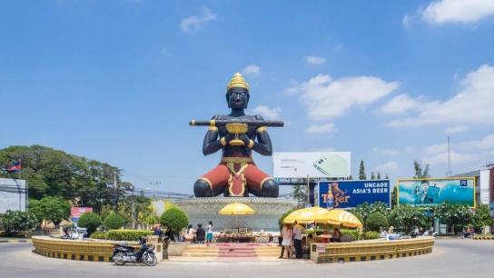Family Holiday Fun in Cambodia 9 days - No 11