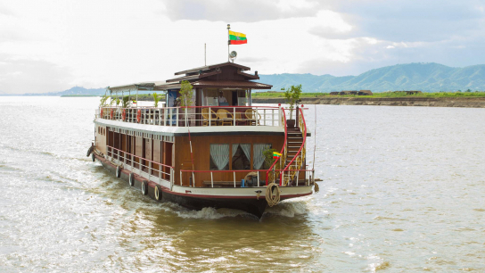 Metta Cruise 6 days Monywa – Homalin - No 12 Classic