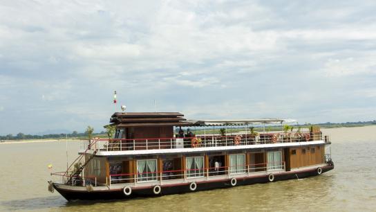 Metta Cruise 8 days Homalin – Phar Bote – Bagan - No 11 Classic