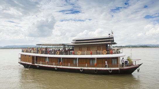 Metta Cruise 2 days Shwesaryan – Mandalay - No 14 Classic