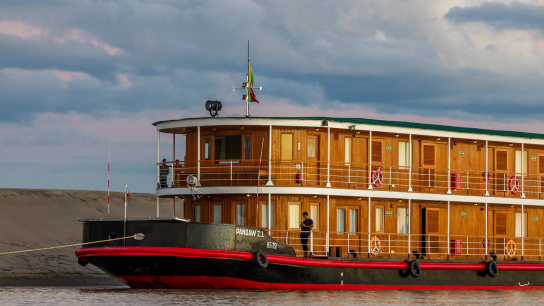 Pandaw Cruise the Chindwin 8 days - No 8 Luxury