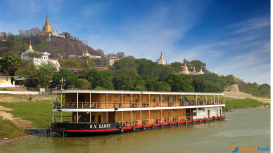 Pandaw Cruise 8 days The Great Irrawaddy Delta 8 days - No 17