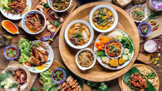 Thailand Culinary Tours 9 days - No 4 Private